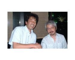 小阪裕司代表と。